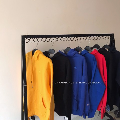 P100171 CHAMPION AUTHENTIC POWERBLEND PULLOVER HOODIE