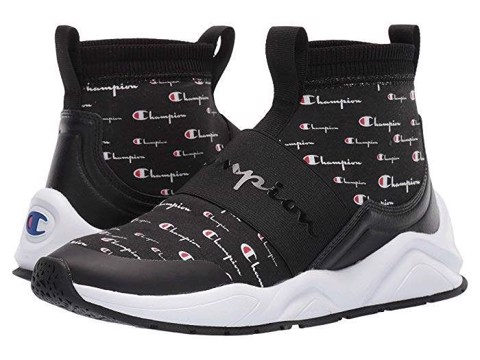 Giày thể thao Champion Rally Pro Script Black Sneaker