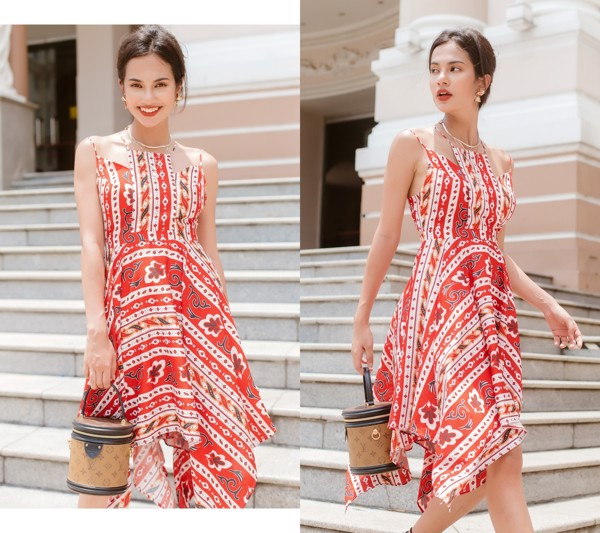 RUBYLIN DRESS