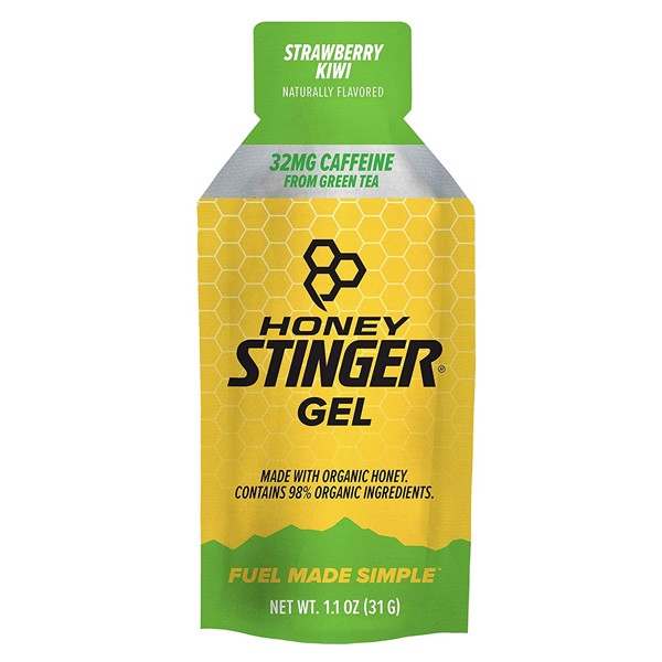 Gel năng lượng Honey Stinger Strawberry Kiwi 31g