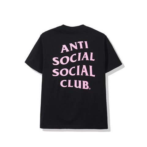 Anti Social Social Club Catchem C Black Tee