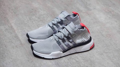 Adidas EQT ADV Mid Grey/Red