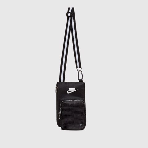 NIKE SPORT SMALL-ITEMS BAG (BLACK | SUMMIT WHITE)
