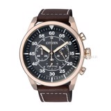 CITIZEN Eco-Drive Chronograph 45mm - Mens Watch