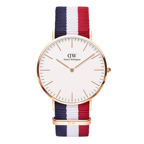 DANIEL WELLINGTON Classic Cambridge 40mm - Mens Watch