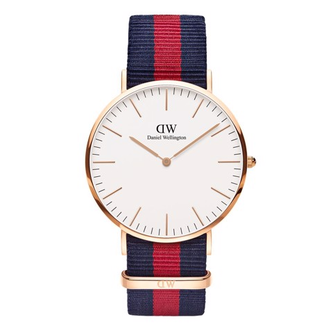 DANIEL WELLINGTON Classic Oxford 40mm - Mens Watch