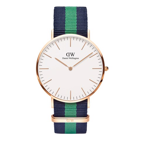 DANIEL WELLINGTON Classic Warwick 40mm - Mens Watch
