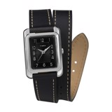 Addison 25mm Double Wrap Leather Strap