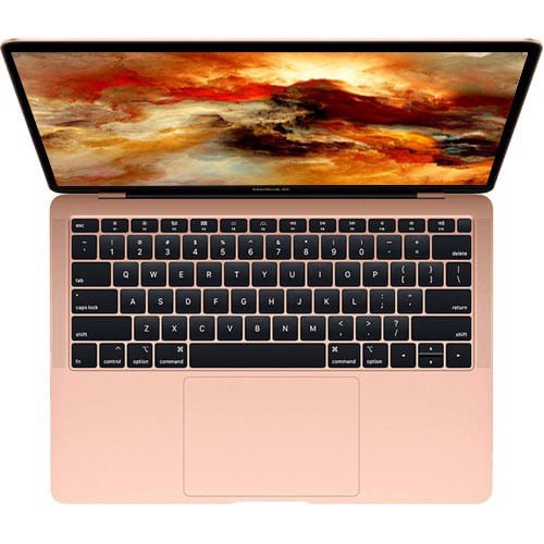 MacBook Air 2019 GOLD MVFN2 Core i5 / Ram 8GB / SSD 256GB/ Touch ID