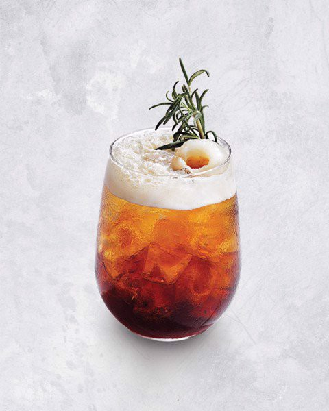 Lychee Tonic Cold Brew