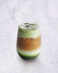 Matcha Latte Cold Brew