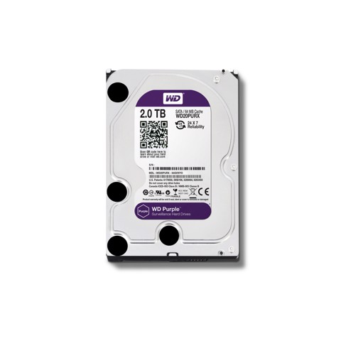 Ổ cứng WD 2TB