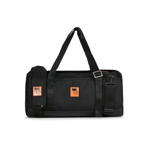The Sporty Gymer-Black