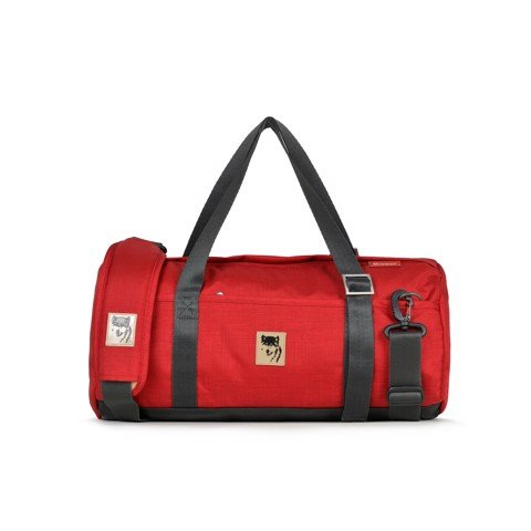 The Sporty Gymer-Red