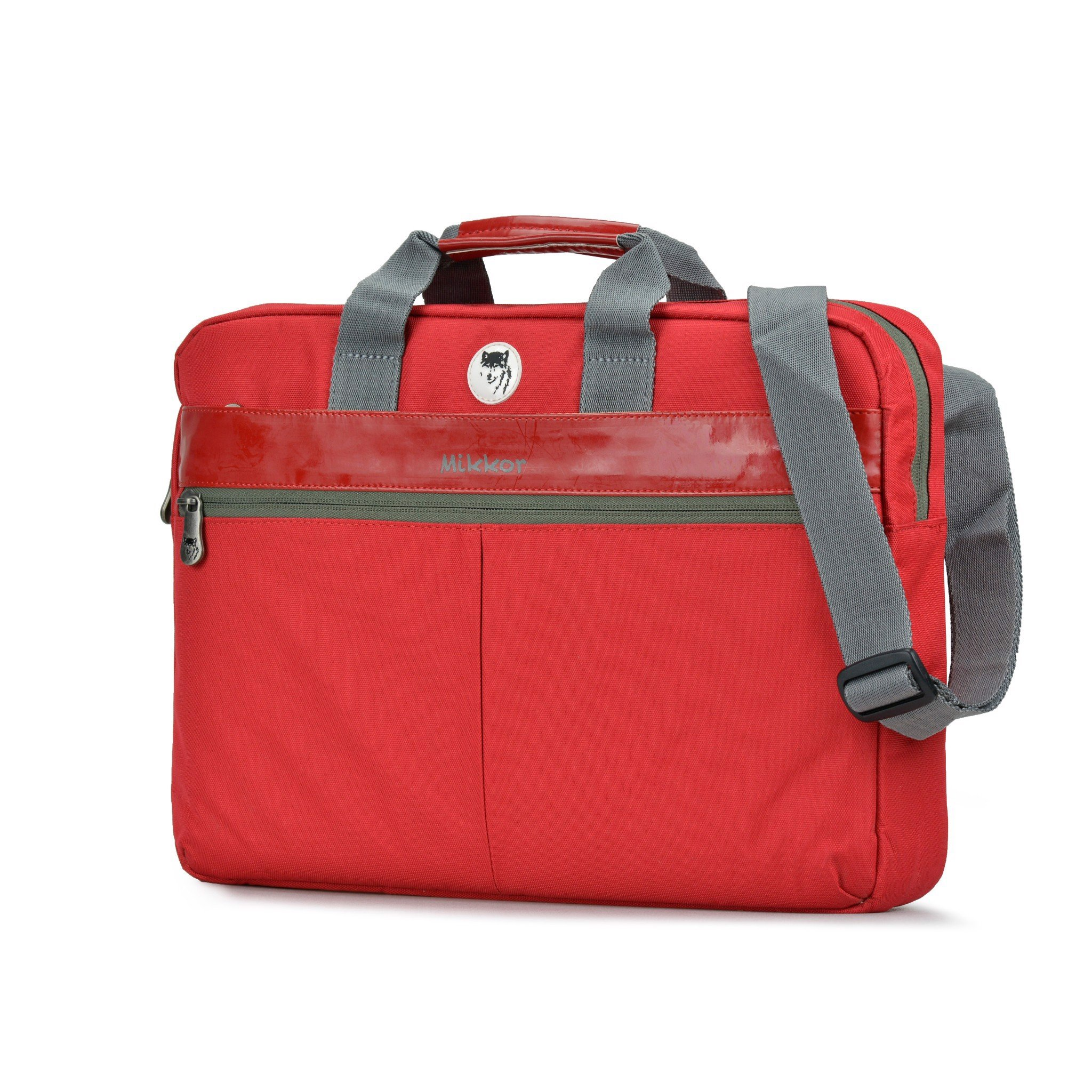 Editor Briefcase - Red