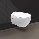CT04 wall hung toilet