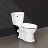 V07 two pieces toilet