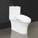 v1019   one piece toilet
