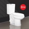 V125 two pieces toilet