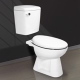VC01 tankless toilet