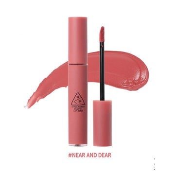 Son kem lì 3CE Velvet Lip Tint Near and Dear