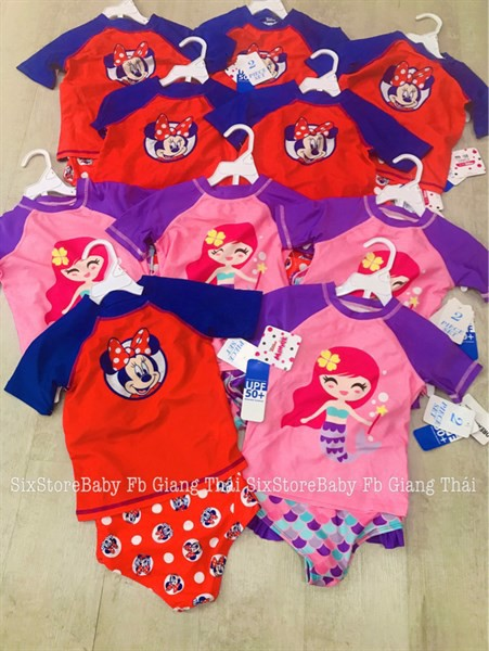 Set bikini Minnie 2ct