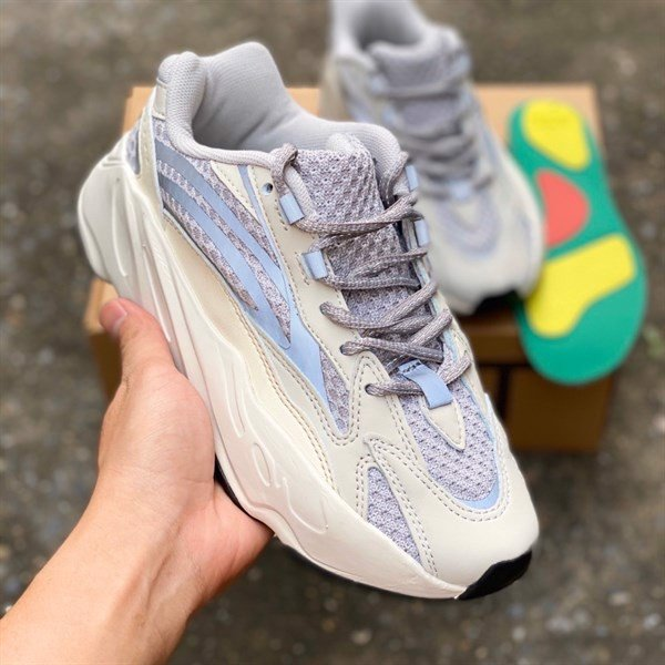 Giày YEEZY Y700 Static REP TRẮNG