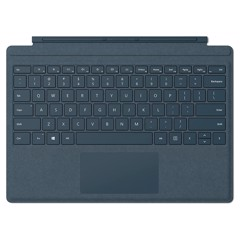 Surface Pro Type Cover Signature (Cobalt Blue)