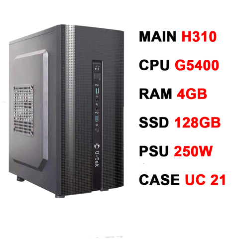 PC Office VST G5400/4GB/300W