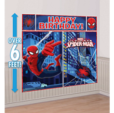 Spiderman Backdrop