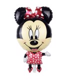 Minnie foil balloon-large