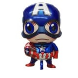 Captain america foil balloon