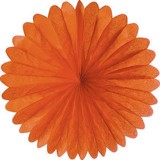 Decorative daisy fan 25cm