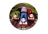 Thomas the Train paper plates 7