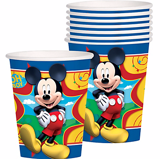 Mickey Mouse paper cups 8/pack