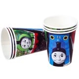 Thomas train paper cups 6/pack