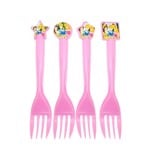 Disney Princesses forks