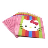 Hello Kitty paper napkins 10/pack