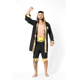 Trang phục boxing nam - Men Cosplay Boxing Long Sleeve Costume