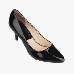 Giày cao gót 7cm dáng cổ điển CG07030