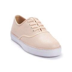 Juno Sneaker Fashion Model  TT03018 - Flatform Basic