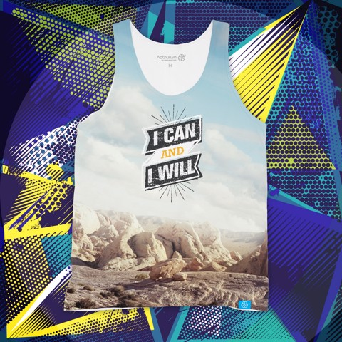 I Can Run - Tank Top