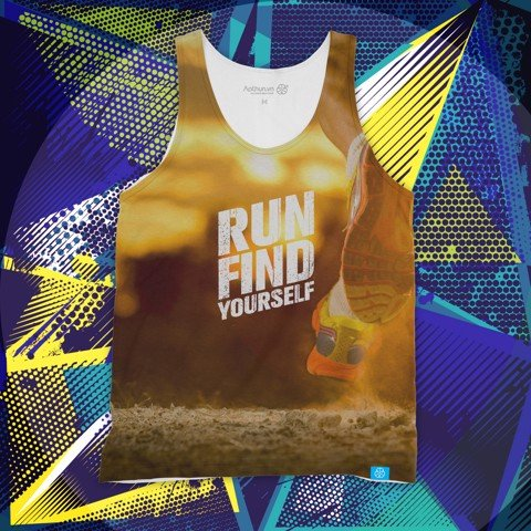 Run Find Yourself - Tank Top