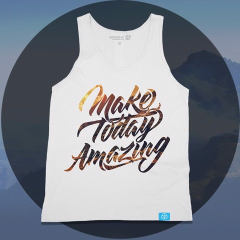 Sunshine - Make Today Amazing - Tank Top