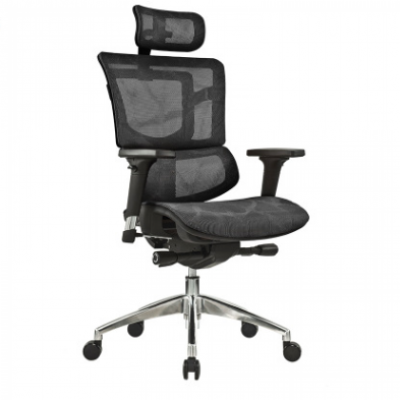 ERGONOMIC E1 CHAIR BLACK