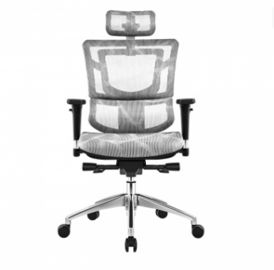 ERGONOMIC E1 CHAIR GRAY