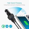 Sạc ôtô 2 cổng Anker Quick Charge 3.0 39W PowerDrive Speed 2