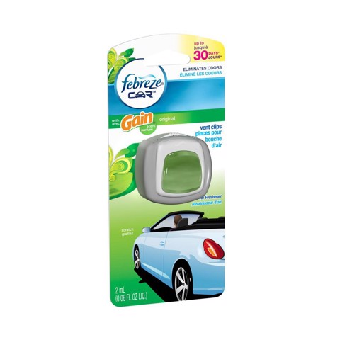 Febreze Car Vent - Original Gain