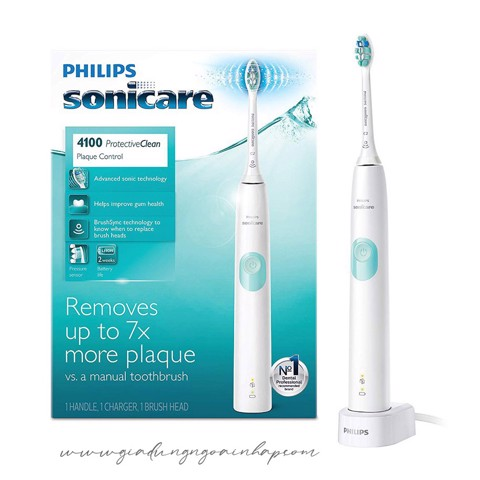 Bàn chải điện Philips Sonicare ProtectiveClean 4100
