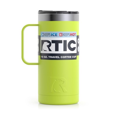 Ly giữ nhiệt RTIC Coffee Travel Cup - Xanh chuối